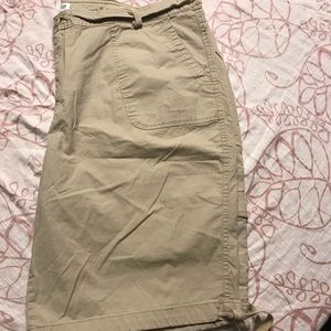 St Johns Bay Cargo Shorts - Size 20w